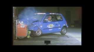 crash test Volkswagen Lupo 2000