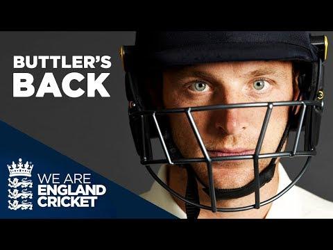 Buttler's Back: The Best Of Jos Buttler