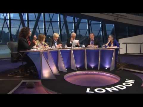BBC Question Time 20 June 2013 (20/6/13) London FULL EPISODE
