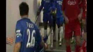 Steven Gerrard reingelegt