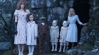 Дом странных детей Мисс Перегрин - трейлер