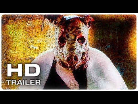 ЭКСПЕРИМЕНТ «ЗА СТЕКЛОМ» Русский Трейлер #2 (2020) Вальтер Скарсгард Horror Movie HD