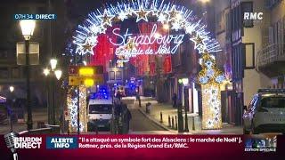 Attentat à Strasbourg: le récit des événements