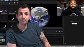 Flat Earth Trickery Hidden in Plain Sight!!