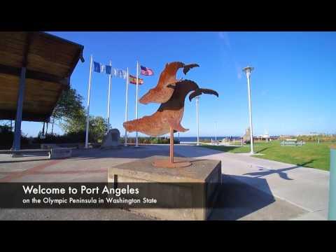 Welcome to Port Angeles, WA