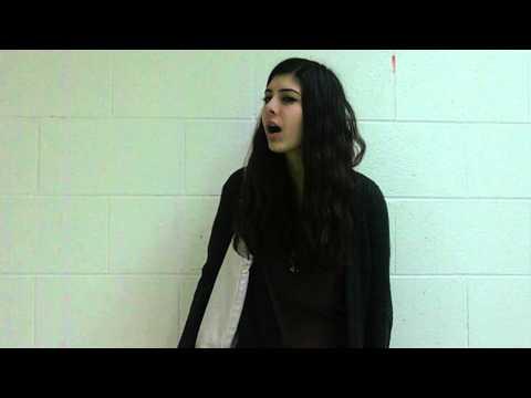 Degrassi Audition- Emily