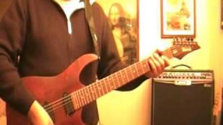 DiMarzio D-Activator X - Sound Demo