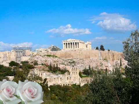 Mireille Mathieu ~ Acropolis Adieu