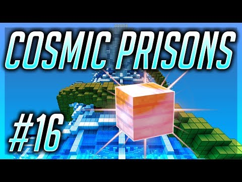 Cosmic Prisons #16   July Cosmic Crate & Cell Insided! (Valron Planet)