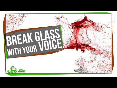 Can You Break Glass with Your Voice?