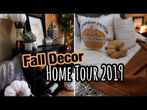 2019 Fall Home Tour | Farmhouse & Gingham