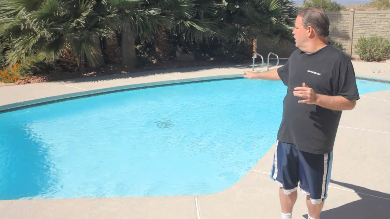 How To Winterize An In Ground Pool With A Sand Filter Pool Maintenance Youtube