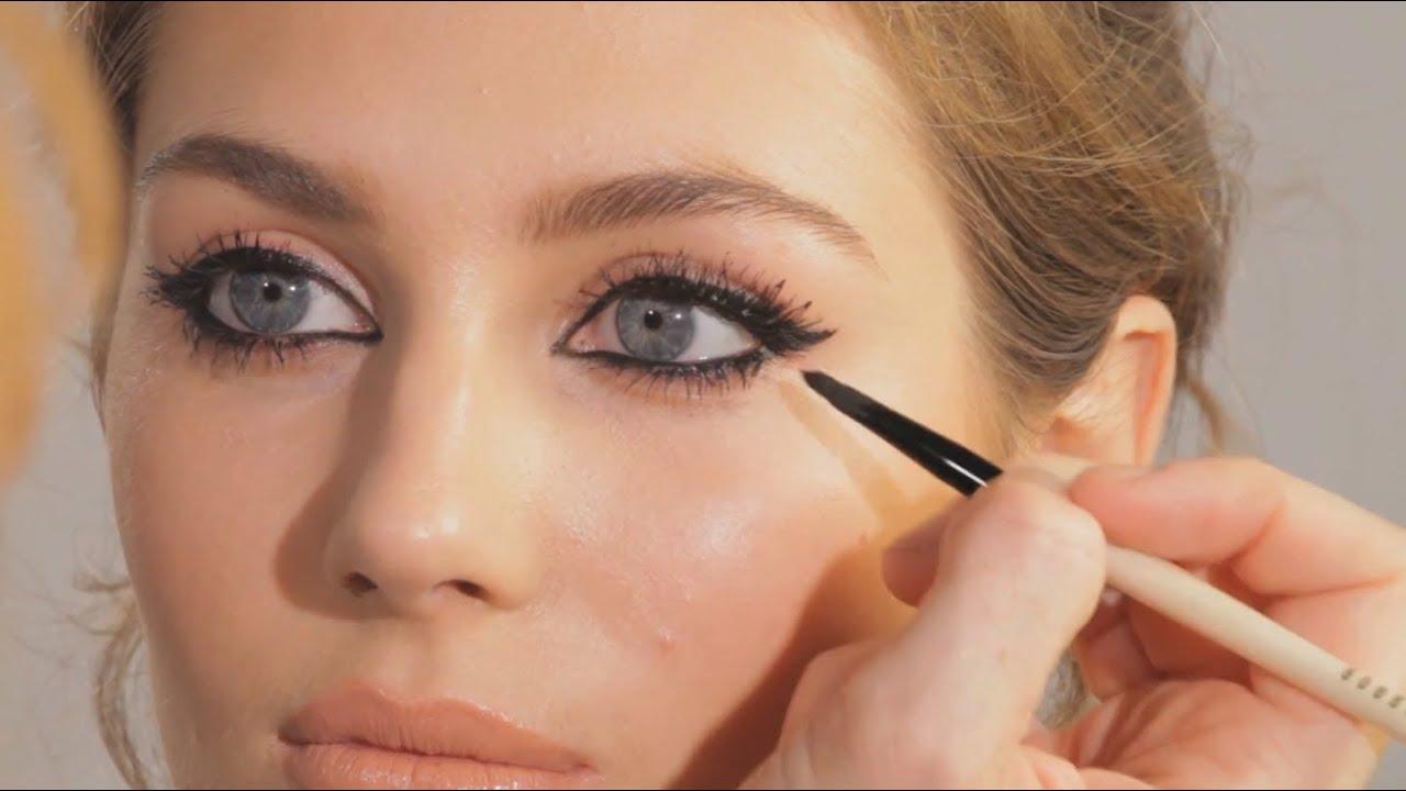 The Feline Flick  Cat Eye Makeup Tutorial  Charlotte