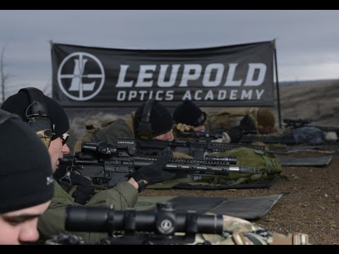 Leupold Optics Academy
