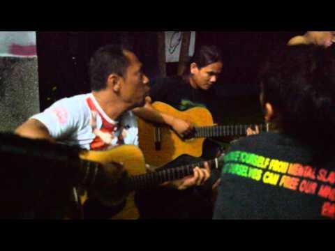 Tongam sirait with black canal (Gara) Etnomusikologi USU