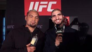 UFC 193: Mark Hunt Discusses Bizarre First USADA Drug Test