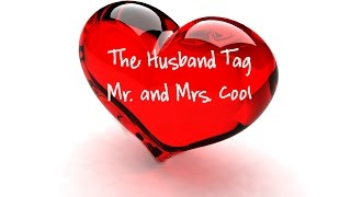Happy Valentines Days - Husband Tag - I was the babysitter!!!