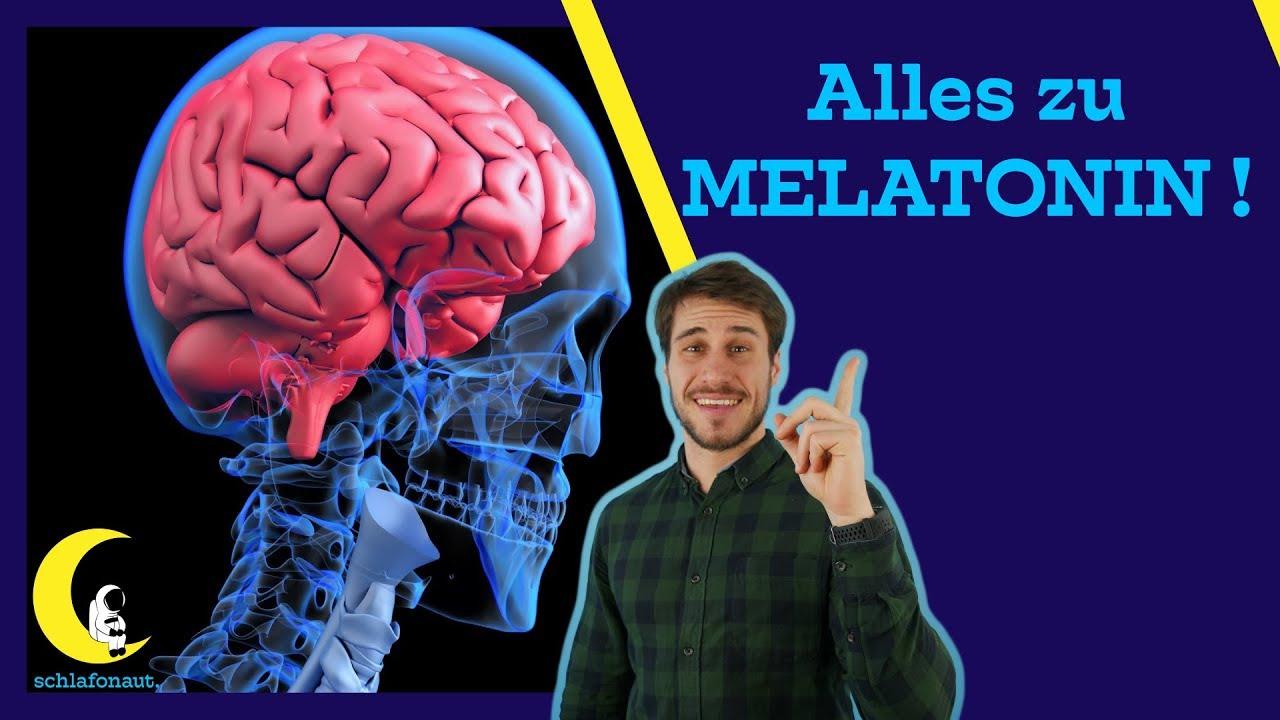 MELATONIN - Die wichtigsten Fragen und Antworten rund um das Schlafhormon!