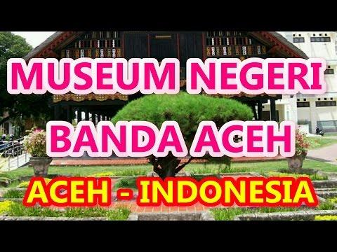 Wisata Indonesia : Museum Negeri Aceh, Banda Aceh - Aceh 003