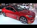 2018 KIA Stinger GT - Exterior and Interior Walkaround - 2017 Chicago Auto Show