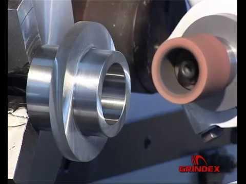 GRINDEX Cylindrical & Sphere Grinding Machine - BSD 2500 CNC