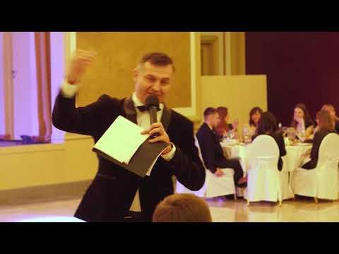 Ведущий Сергей Пожарский