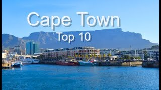 Cape Town - Top Ten Things To Do, by Donna Salerno Travel
