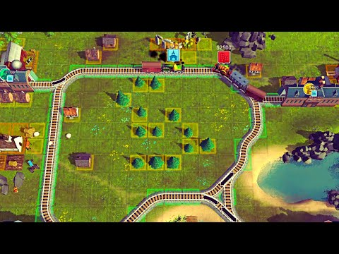 Train Valley 2 - Lighthouse -Mission Accomplished #gameplay |