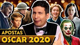 E O OSCAR 2020 VAI PARA... - PREVISÕES e APOSTAS