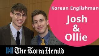 Interview with Englishmen in Seoul, London and all over YouTube