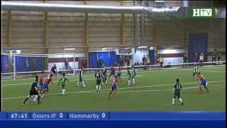 HTV: Sammandrag Östers IF - Hammarby