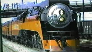 Southern Pacific 4449 1989 Dixieland Jubilee Daylight pt 3