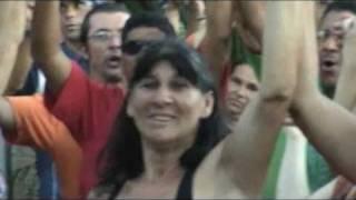 Mobilização Cristal Cruzeiro em Porto Alegre