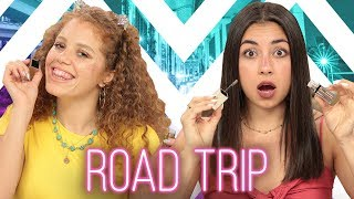 GLITTER FRECKLES MAKEUP CHALLENGE?! Wing It w/ Mahogany Lox & Jeanine Amapola