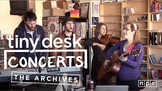 Laura Veirs: NPR Music Tiny Desk Concert From The Archives