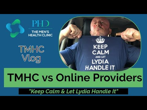 """TMHC vs Online Providers - """"Keep Calm & Let Lydia Handle It"""" #testosterone from YouTube · Duration:  11 minutes 8 seconds"""