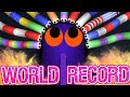 Slither.io NEW World Record 170,000K+ Funny Trolling Longest Snake Ever! (Slitherio Funny Moments)