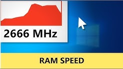 How to REALLY Check RAM Speed in Windows 10