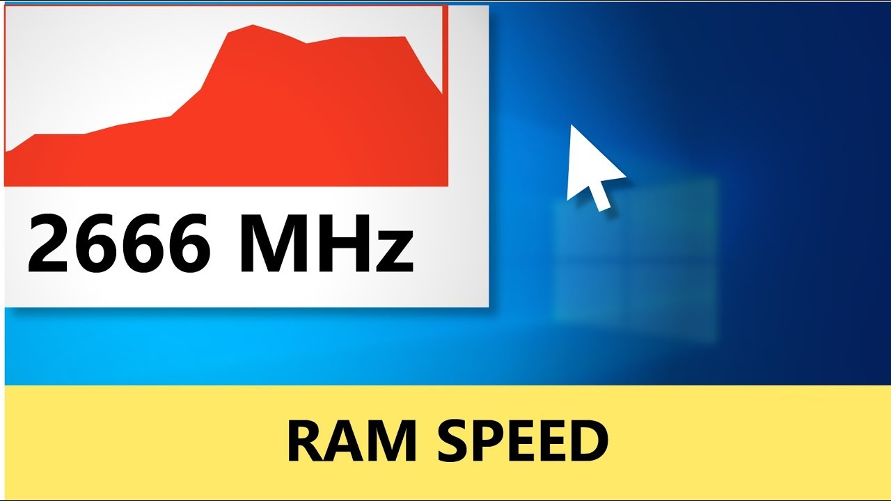 How to REALLY Check RAM Speed in Windows 10 - YouTube