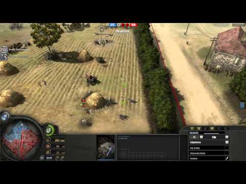 Company Of Heroes: When To Build What Building