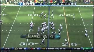 New York Jets Highlights 2008-2012