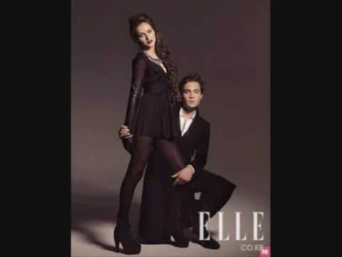 Ed Westwick and Leighton Meester- Korean Elle Photoshoot ... Ed Westwick