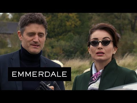Emmerdale - Clive, Frank and Leyla Begin Their Con | PREVIEW