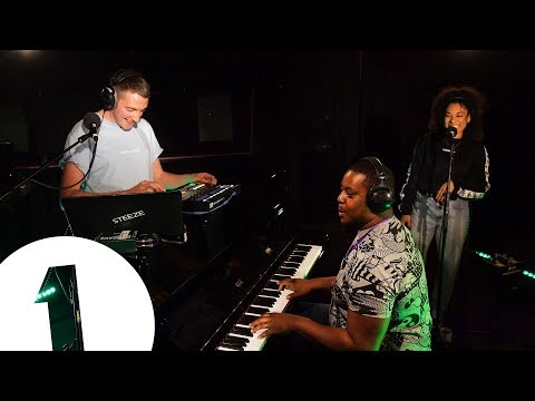 Toddla T - Closer Than Close (Rosie Gaines Cover) - Radio 1's Piano Sessions