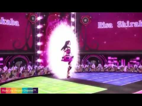 Aikatsu - Move On Now! - Risa Shirakaba - Bahasa Indonesia