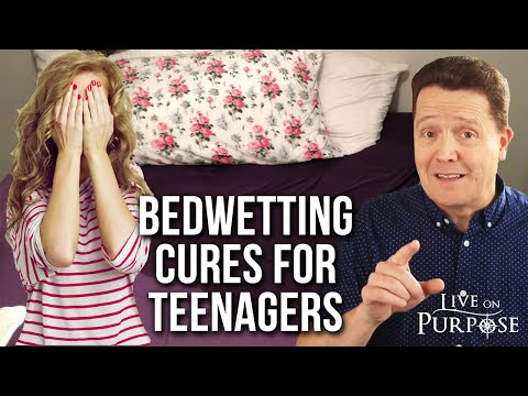 How To Stop Bedwetting At Age 14