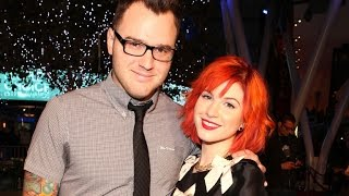 Hayley Williams engaged to New Found Glory's Chad Gilbert | Daily