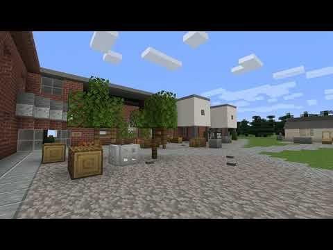 VGE Minecraft - Begyndelsen