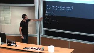 Lionel Roques: Uniqueness of coefficients by strong maximum principle