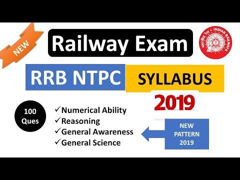 rrb ntpc syllabus 2019 in hindi pdf